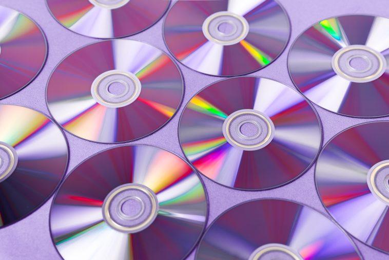 Gdzie wyrzucic plyty CD